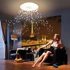 Светодиодный светильник с bluetooth колонкой a-play